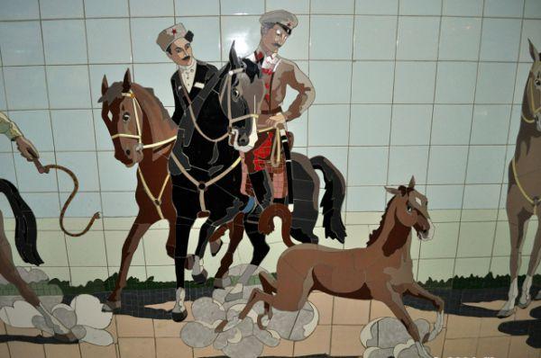 Похоже, это красноармейцы Первой конной армии нашего земляка Семёна Михайловича Будённого.