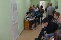 Поликлиники Калининградской области из-за наплыва пациентов работают без выходных.