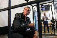 Андрей Медведько, который подозревается в убийстве известного украинского журналиста и писателя Олеся Бузины.