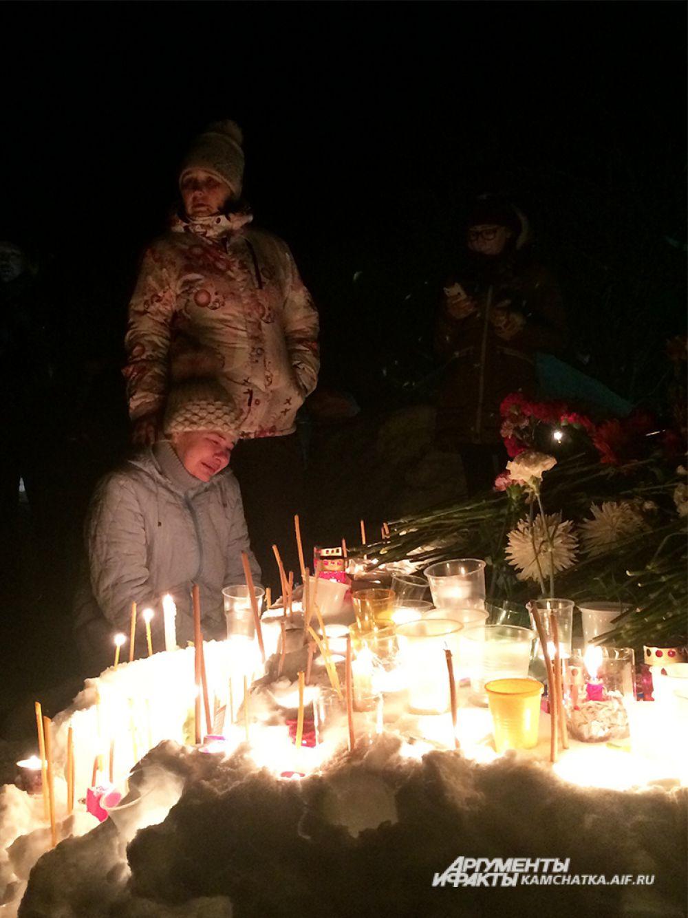 Гибель второклассников вызвала на Камчатке широчайший общественный резонанс.