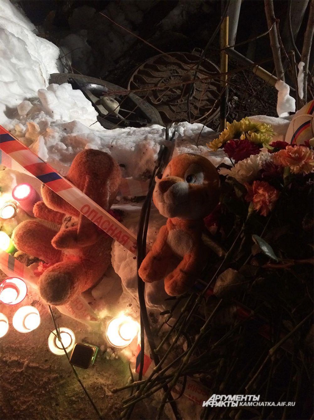 Ужасная трагедия потрясла всех жителей Камчатки.