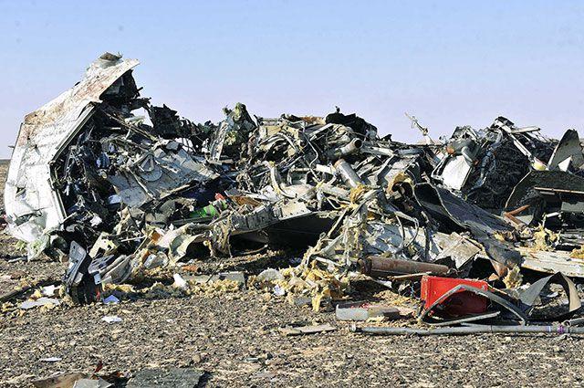 Механик EgyptAir подложил бомбу вуничтоженный русский самолет