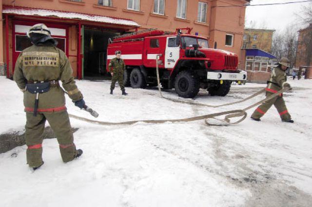 3-летняя девочка иеебабушка погибли напожаре вНижнем Новгороде