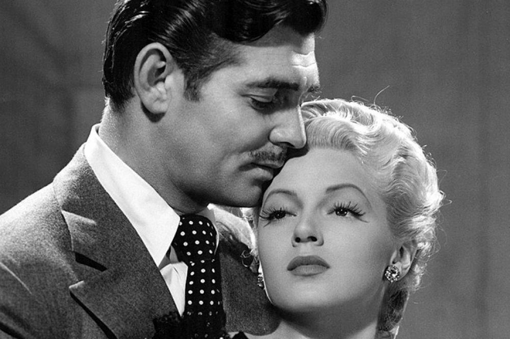 С Ланой Тёрнер в фильме «Притон», 1941.