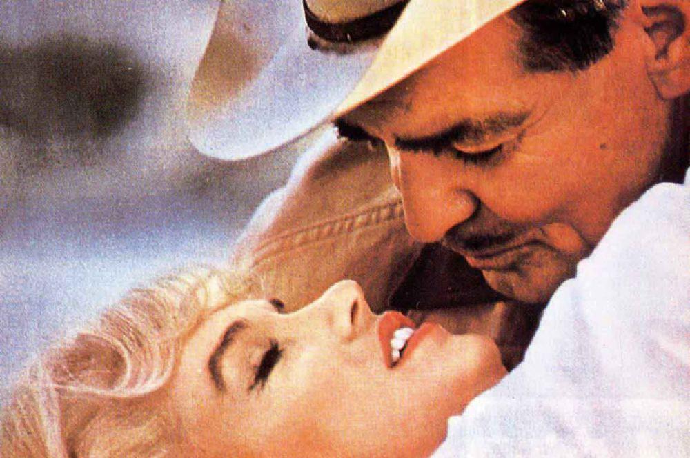 Последним и одним из лучших фильмов с участием Гейбла стала картина «Неприкаянные», 1961, с Мэрилин Монро. Через несколько недель после окончания съемок, 16 ноября 1960 года, Кларк Гейбл после сердечного приступа ушёл из жизни и был похоронен рядом с Кэрол Ломбард.
