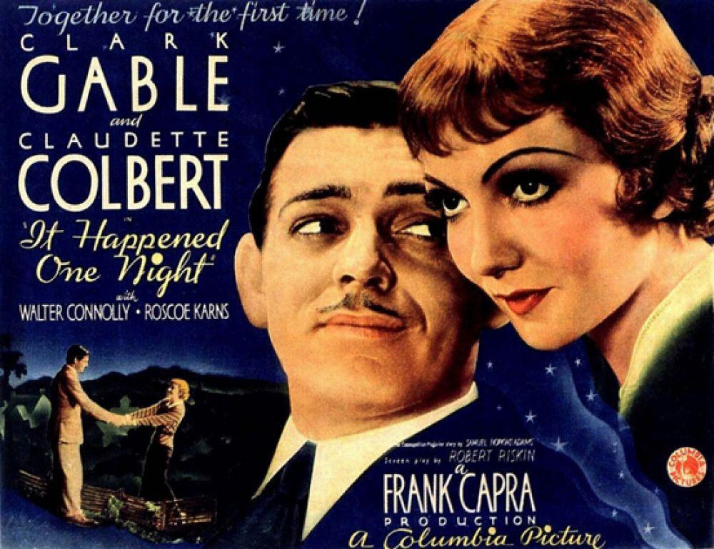В 1934 году на студии «Columbia Picrures» был снят фильм «Это случилось однажды ночью», за игру в котором актёр удостоился премии «Оскар». Помимо награды, Кларк получил всенародную любовь и огромную популярность.