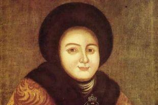Среди 70 невест царь выбрал Наталью Кирилловну.