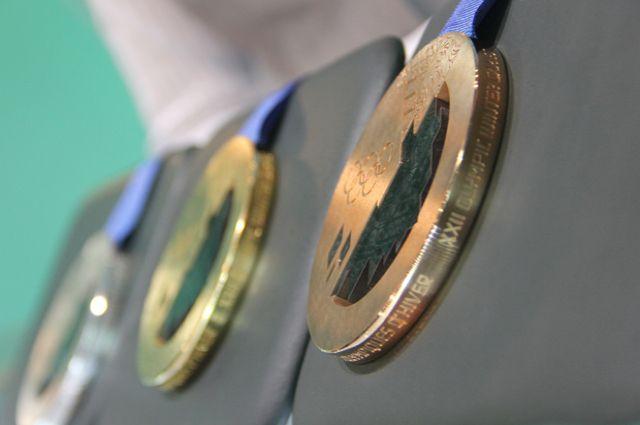 Медали Олимпиады в Сочи.