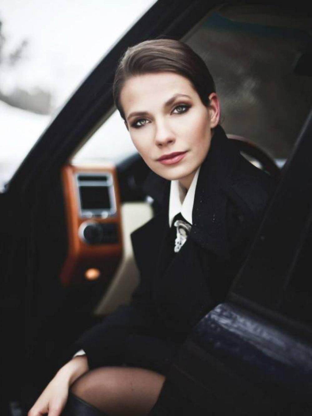 Антонина Паперная модель и актриса