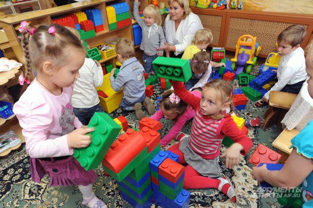 Детские сады возведут в Омске  по поручению мэра города.