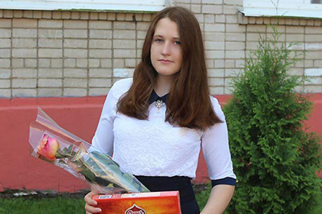Девятиклассница из Янтарного Елена Ганжа стала лауреатом всероссийского проекта «Горячее сердце».