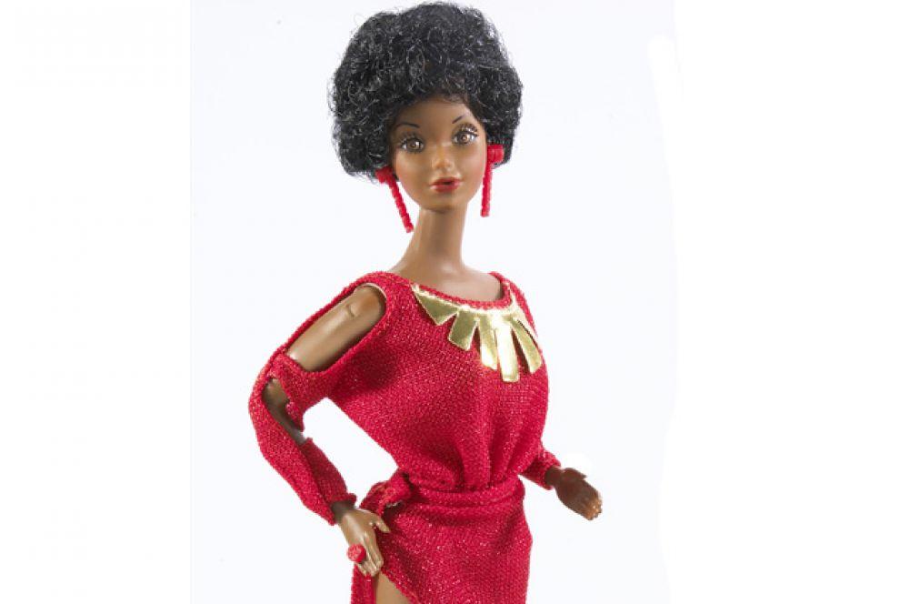 В 1980 году появилась на свет первая Барби-афромериканка.