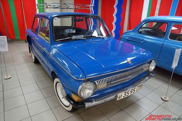 ЗАЗ-968 «Запорожец» называли в своё время ушастым или чебурашкой.