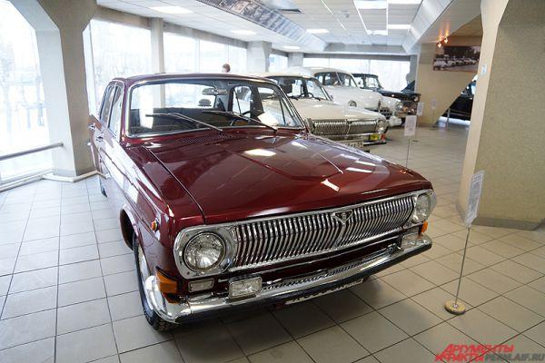 ГАЗ-24 «Волга» — советский автомобиль среднего класса, серийно производившийся на Горьковском автомобильном заводе с 1967 по 1986 год. «Волга» принадлежала к «американской» школе автостроения, в те годы довольно широко представленной в мире.