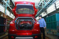 Вместо экспорта нефти Китай экспортирует автомобили по всему свету.