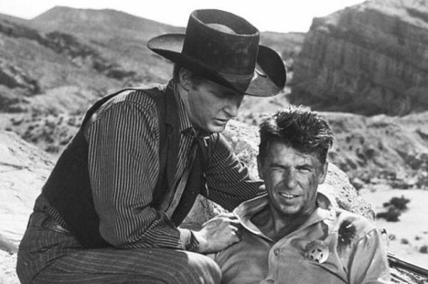 1953 год, фильм «Закон и порядок».