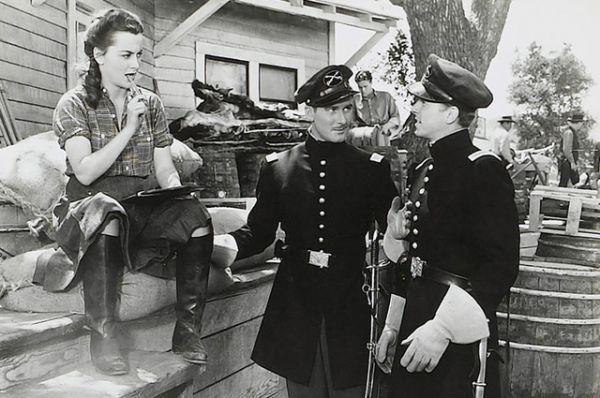 1940 год, «Дорога на Санта-Фе».