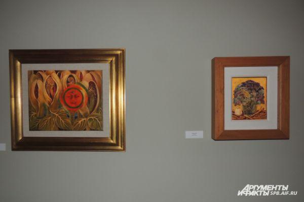 В Музее Фаберже представлено 35 картин Кало