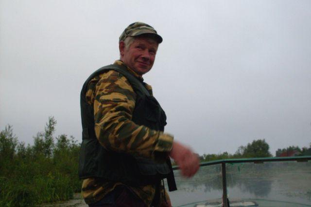 Валерий Баринов спас со льдин более двух тысяч рыбаков.
