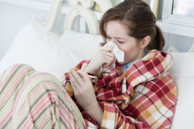Заболеваемость гриппом в Киеве снизилась на 16