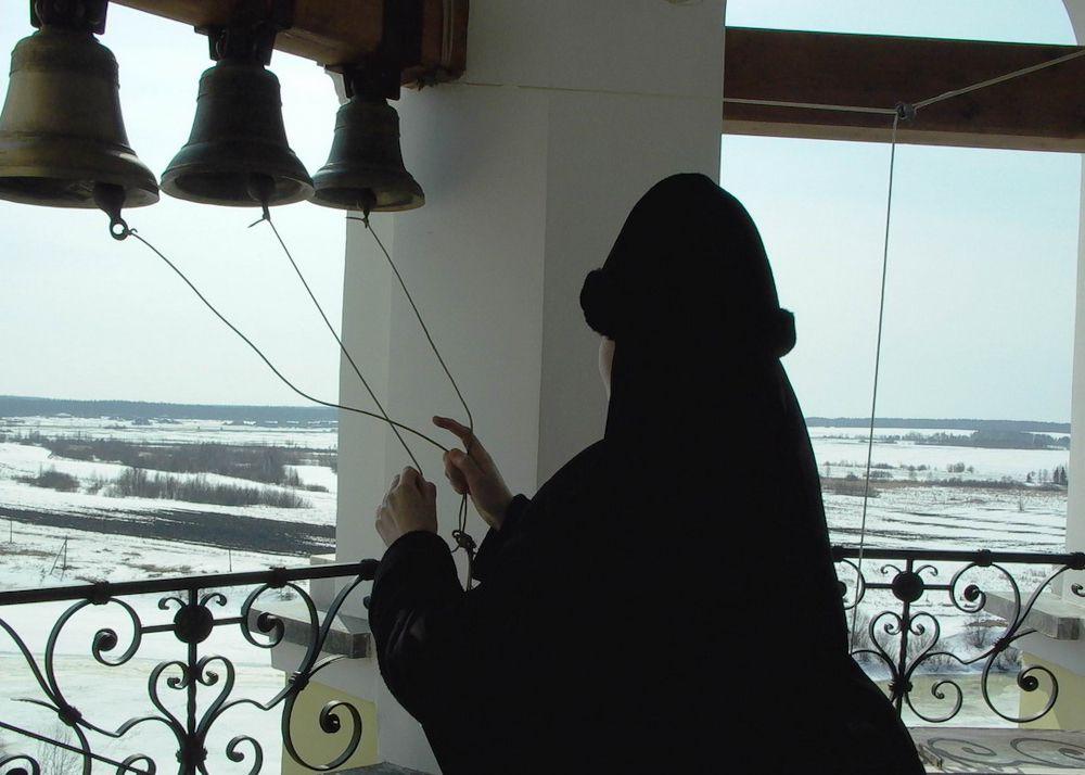 Голос колоколов храма в Меркушино слышат даже жители окрестных сел.