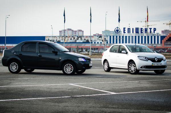 Renault Logan выбирают жители в пяти регионах.