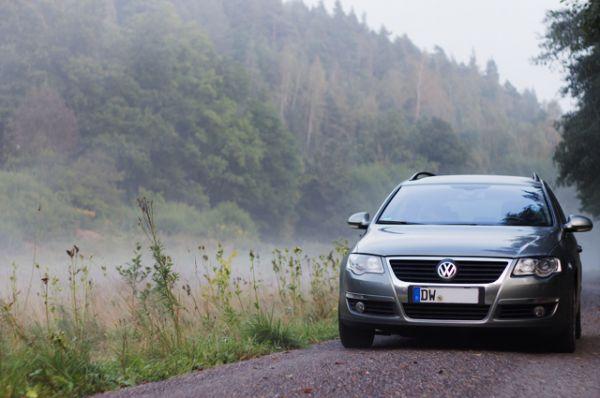 Также в двух регионах России популярен Volkswagen Passat.