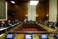 Встреча в Женеве по Сирии.