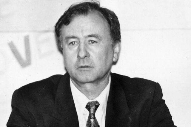 Валерий Постников.