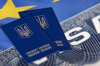За прошлый год граждане Украины получили  почти 66 тысяч виз