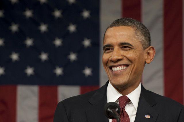 Обычно на «завтраке» перед гостями выступает президент США, а также один из приглашенных