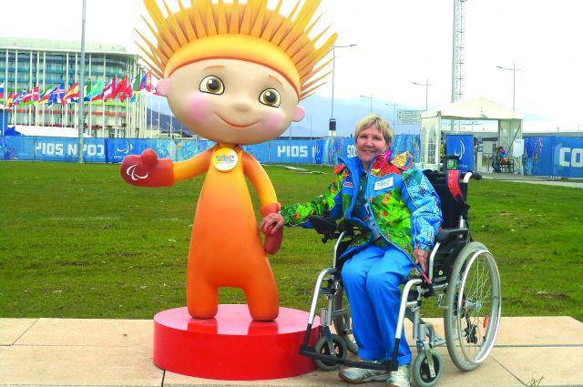 К победе паралимпийским спортсменам приходится добираться через многие трудности