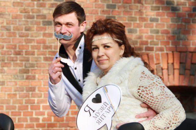 В День влюбленных в Музей янтаря Валентин и Валентинов пустят бесплатно.
