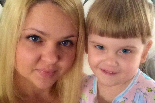 Сейчас Ульяне пять лет, и ее жизни уже ничего не угрожает.