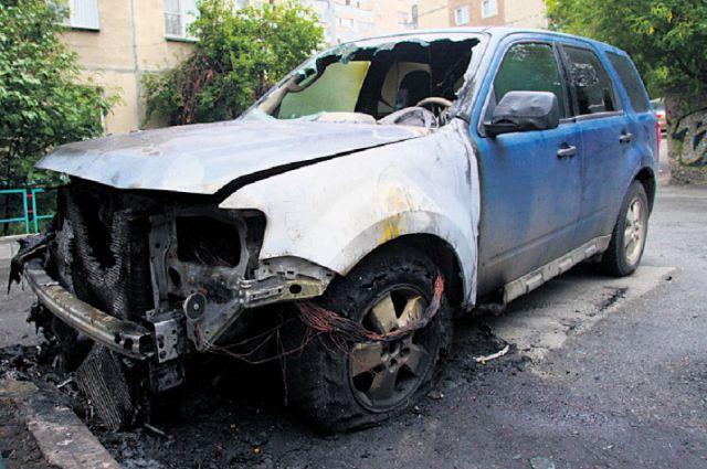 Сгоревших машин должно стать меньше.