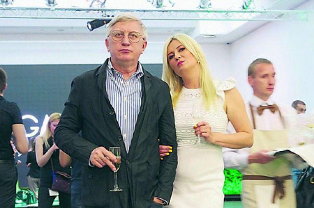 Владимир Горянский и Елена Фейса