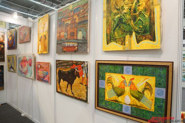Выставка «Наследники Пиросмани» отразит синтез Востока и Запада.