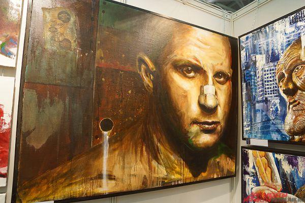 Портреты итальянского мастера Джулиано Безия.