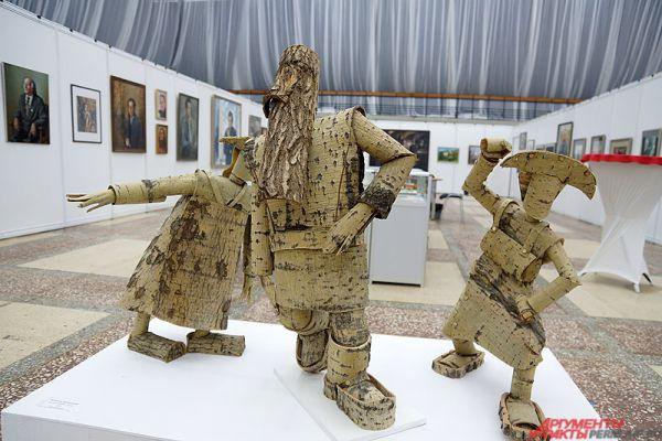 Выставка открылась в четверг, 4 февраля, на территории Пермской ярмарки.