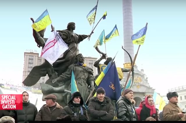 Показ фильма об украинском Майдане на YouTube заблокирован