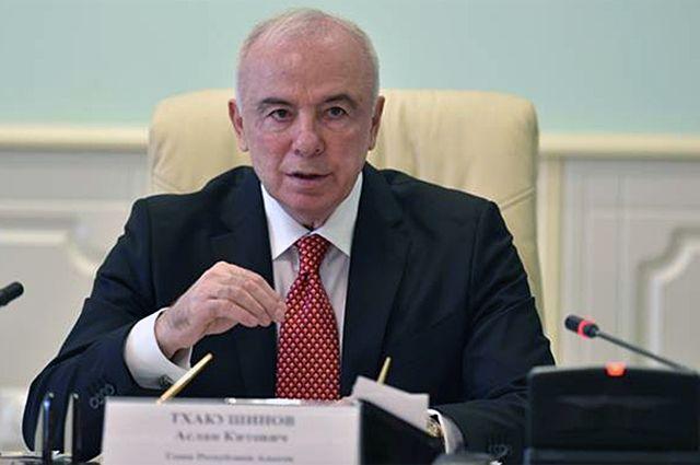 Глава Республики Адыгея Аслан Тхакушинов.
