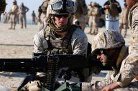 Военные США и Саудовской Аравии.