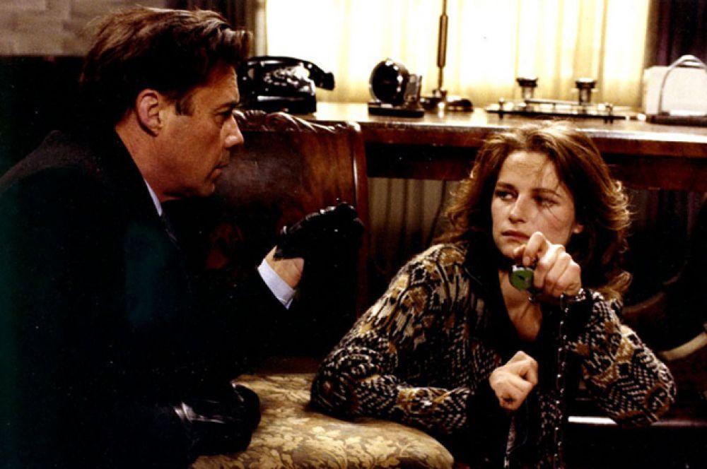 В 1973 году Рэмплинг сыграла главную роль в фильме Лилианы Кавани «Ночной портье», повествующем о садо-мазохистской связи между бывшим охранником концентрационного лагеря и заключённой.