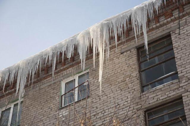 Очистка крыш от снега нижний новгород