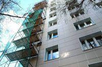 В 448 домах Калининградской области в 2015 году сделали капитальный ремонт.