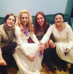 Тоня Матвиенко с семьей