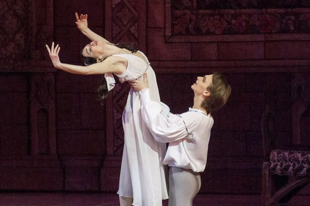 Спектаклем-открытием стал балет «Ромео и Джульетта»