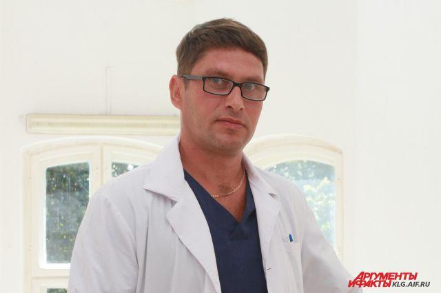 Советскую центральную городскую больницу возглавил Константин Локтионов.