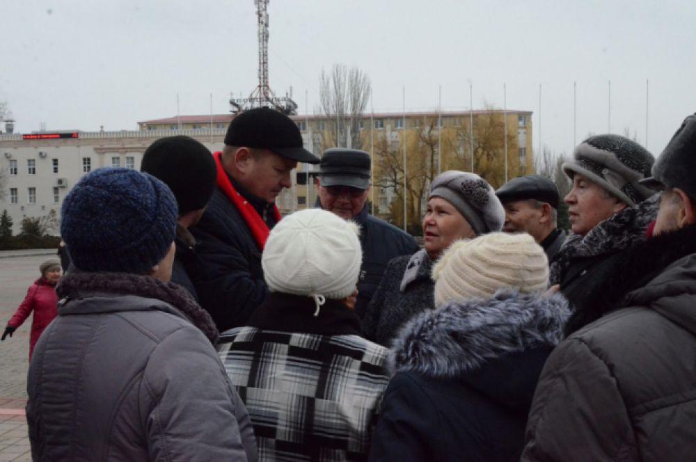 Если чиновники не отменят закон против самой незащищённой части населения, волгодонское отделение КПРФ намерено продолжать активную политическую борьбу.