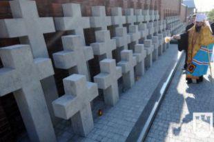 Мемориальный комплекс «Жертвам НКВД» во Львове